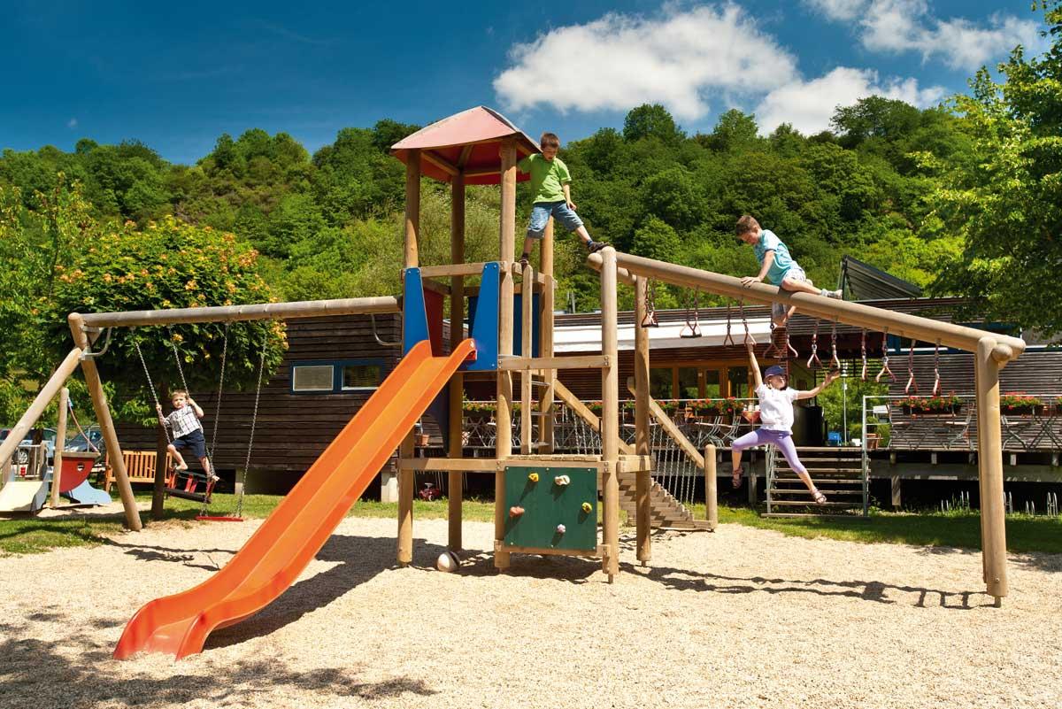 Jedemenge Spass: Unser Spielplatz für die Kleinen